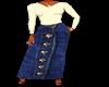 skirt set bm