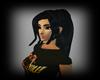 (Eli) Hair Black W19