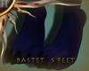 (II) Bastet Feet