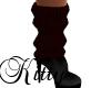 (K)Winter boot w/socks
