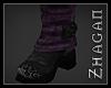 [Z] Rey Boots purple