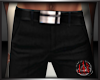 [JAX] BLK CRYSSMAS PANTS