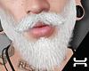 ♛.Beard.WHT