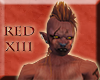 Red XIII mohawk