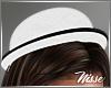 n| Valery Hat White