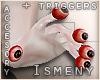 [Is] Macabre Eyes Finger