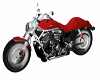Customized Harley