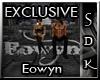 #SDK# Exclusive Eowyn