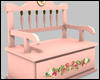 Pink Romance Chair