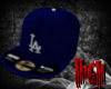 KD. Dodgers Fitted