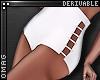 0 | Strap Bikini Shorts