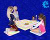 [E] Pastel Table Set
