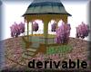 derivable wedding gazebo