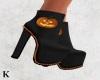 *K* Pumpkin Boots