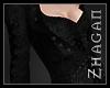 [Z] Rey Longcoat black