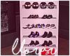 Mens Shoe Rack & Hats