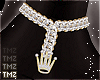 Diamond Chain Belt