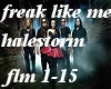 freak like me-Halestorm