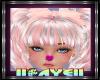 ! K Heart Nose Pink M/F