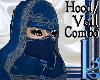 Proper Scribe*Hood/Veil*