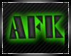 [AFK Headsign]