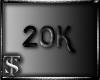 ST: 20K Support Sticker