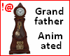 !@ Animated grandfather