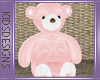 ! KIDS TOY TEDDY MESH