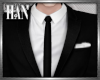 [H]Formal Suit Tie*BW