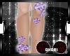 O| Kasvi Rose Legs