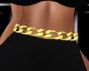 BIMBO BELLY CHAIN GOLD