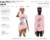 pink GG sweater
