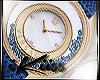 V. Blue|Gold Watch F💋