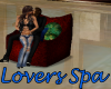 *S* Lovers Spa Kiss Seat