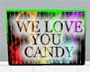 Candy's Billboard