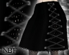 Laced mesh skirt layrb