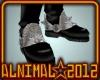Dark Jester Black Boots