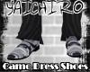 Wht Camo Dress Shoes