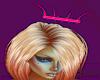 Pink Halo Crown