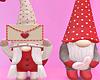 Drv.Gnome Love Decor