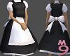 [m9] Witch Apron Dress