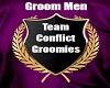 Conflict Groom Men Jct