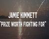 Prize- Jamie Kimmett