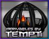 DER-Dark Peace Fireplace