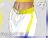 WhiteYBl Pants5Fb Ⓚ