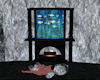FishAquarium+Fireplace