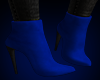 Eve Suede Boots BLUE
