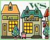 Xmas Village Animated