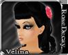 rd| Black Velina Pink
