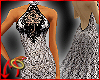 Halter Gown Lace/White